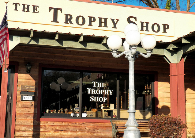 The Trophy Shop in Oxford MS